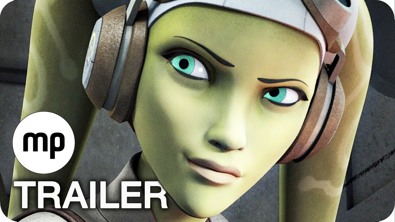 star wars rebels staffel 4 trailer deutsch 2018 disney channel