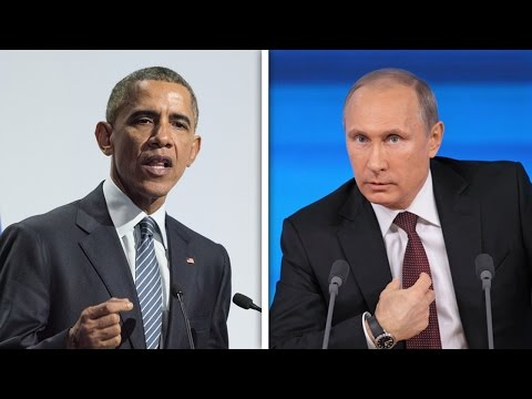 Obama Wants To Punish Russia