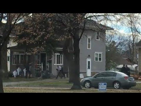 UPDATE: Grand Forks Police Make A Tackling Arrest