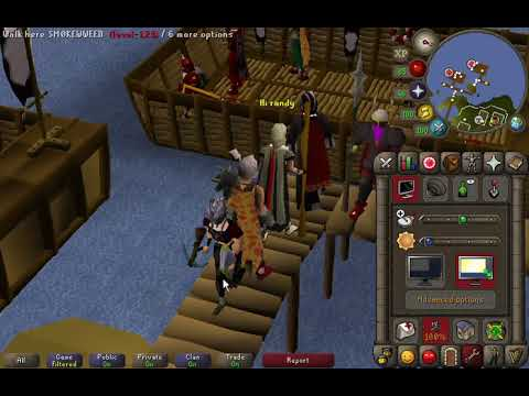 Make him walk the plank - Rank 1 Def HCIM botting