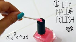 DIY | How to Make Nail Polish Thumbnail