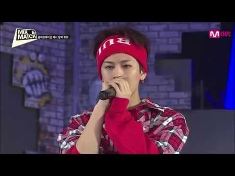 MIX&MATCH Ep6 - Junhoe, Yunhyeong, Jinhyeong Acappella Singing IKON 아이콘