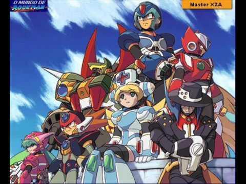 RockMan X Command Mission Abe Asami - Jounetsu Setsuna.wmv