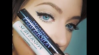 URBAN DECAY Perversion Mascara & Subversion First Impression/ Review Thumbnail