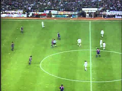 La Liga 1994-95: Real Madrid x Barcelona