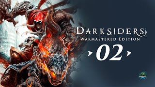 Darksiders Warmastered Edition #02 - Gameplay PC - Conhecendo Vulgrim