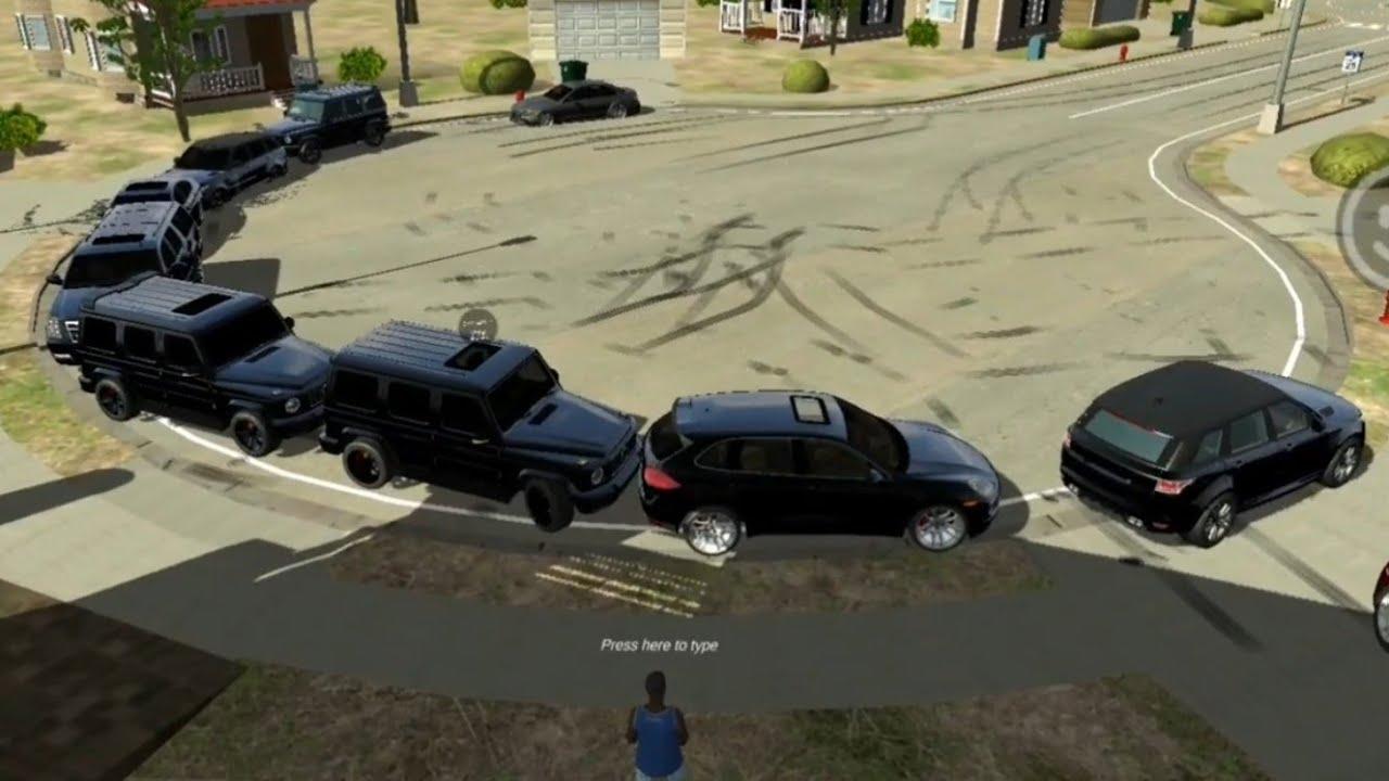 CPM HABER #3 ( Car Parking Multiplayer )