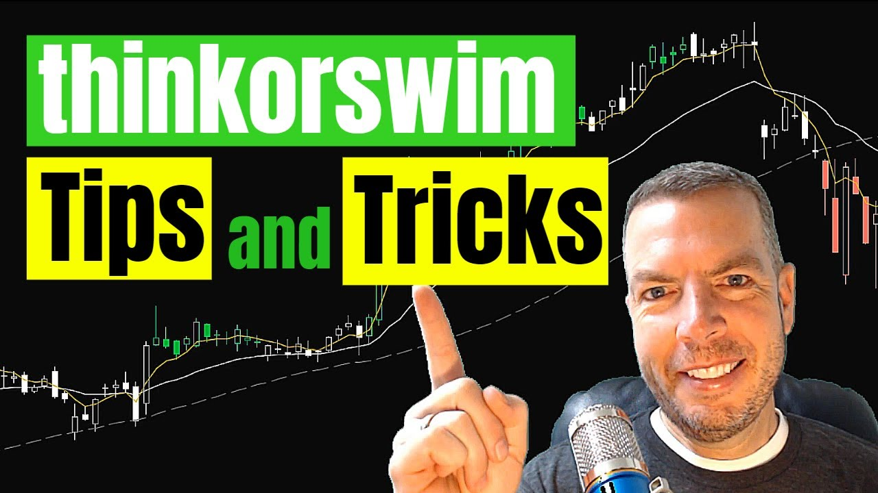 Thinkorswim TIPS and TRICKS 📈