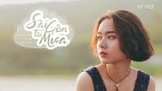 Sài Gòn Tôi Mưa - Nguyễn Kim Tuyên | Audio Lyric | Sing My Song 2018