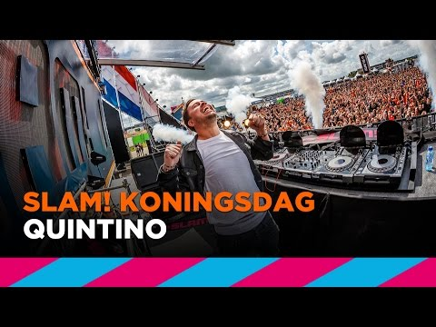 Quintino (Full live-set)   SLAM! Koningsdag 2017