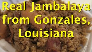 Good Cheap Food Near New Orleans - The Jambalaya Shoppe In Gonzales