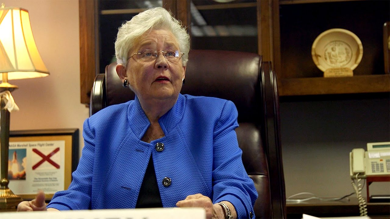 Kay Ivey Says She S Prepared To Replace Governor Bentley