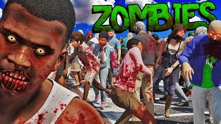 The MOST REALISTIC ZOMBIES in GTA 5 (New)