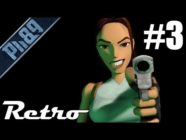 COLOSSEUM ÉS MIDAS PALOTÁJA   Tomb Raider 1 (1996) végigjátszás #3 [RETRO]