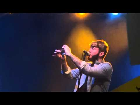 James Arthur - Certain Things - Warsaw 26/09/15
