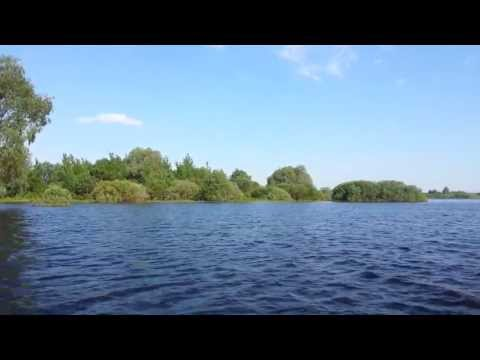 Озеро Ильмень, пойма / Ilmen lake, flood land