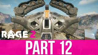RAGE 2 Gameplay Walkthrough Part 12 - TWO ARKS & TWO NEW WEAPONS (Full Game)