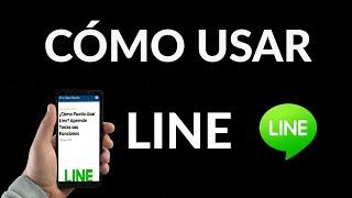 Cómo Usar Line screenshot 3