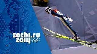 Nordic Combined Golds Inc: Norway Beat Germany To Relay Gold | Sochi Olympic Champions