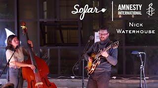 Nick Waterhouse - Raina   Sofar San Francisco - GIVE A HOME 2017