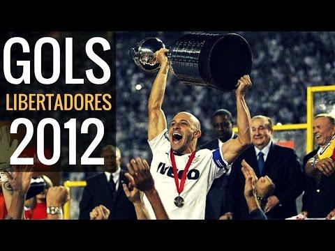 TODOS OS GOLS DO CORINTHIANS NA LIBERTADORES 2012