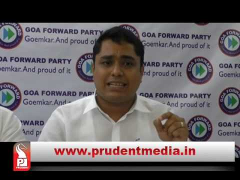 GOVT SHOULD TAKE HEALTH ISSUE SERIOUSLY SAYS GOA FORWARD