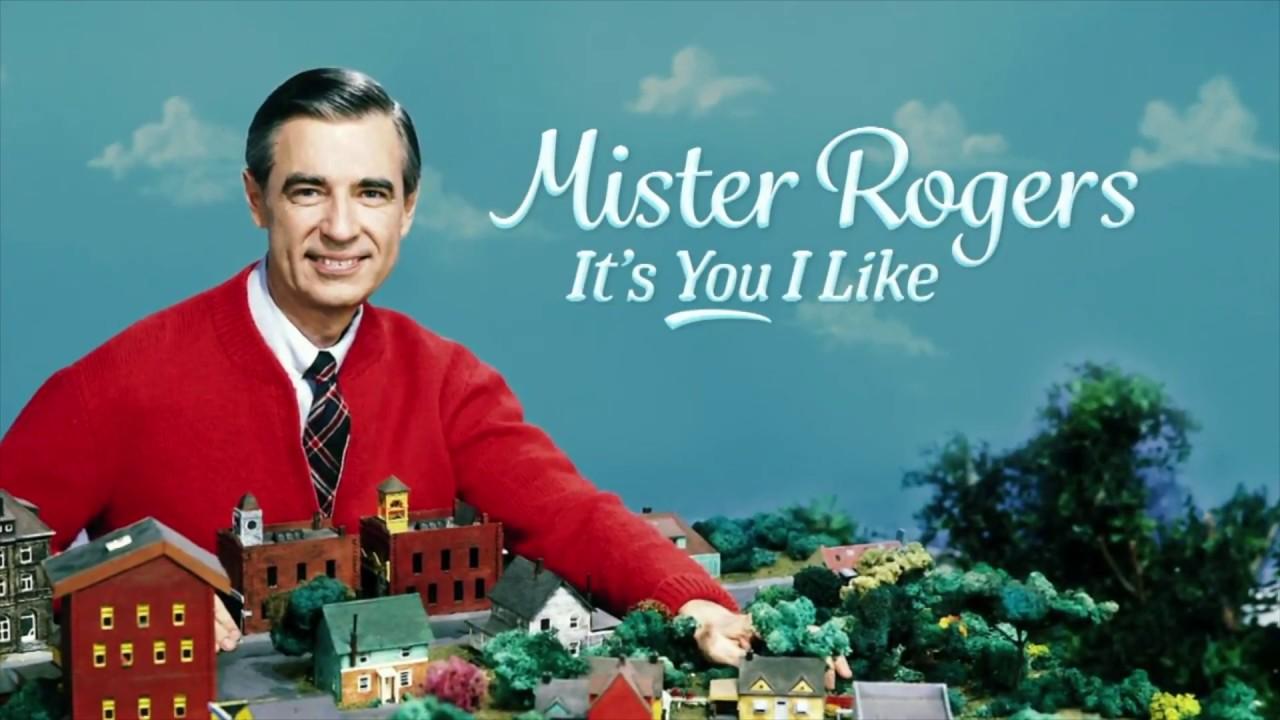 Mr Rogers It S You I Like Youtube