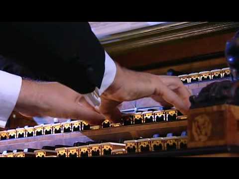Johann Sebastian Bach - Toccata et fugue