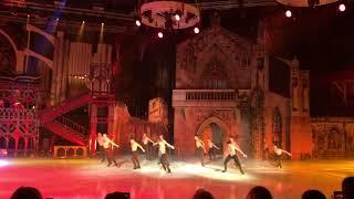 Мужской танец - Ледовое шоу Ильи Авербуха «Ромео и Джульетта» в Петербурге