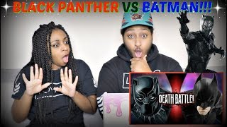 "ScrewAttack! ""Black Panther VS Batman (Marvel VS DC) 