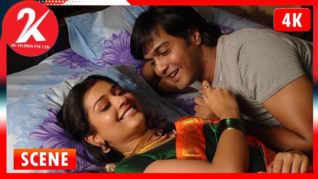 First Night scene - Iruvar Ullam | Tamil Movie | Vinay | Archana Gupta