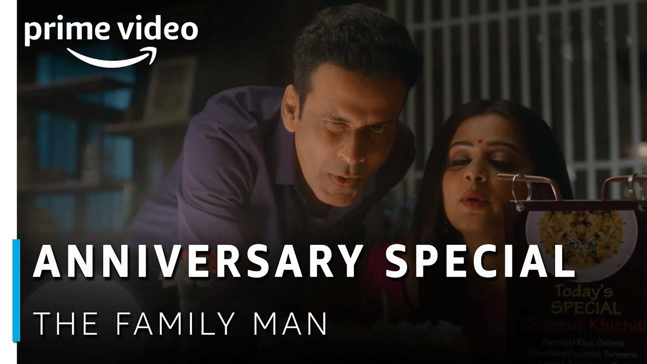 Anniversary Special - Suchi, Srikant | Manoj Bajpayee, Priyamani | The Family Man
