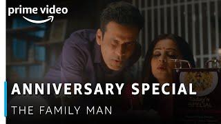Anniversary Special - Suchi, Srikant   Manoj Bajpayee, Priyamani   The Family Man