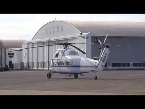 Executive Helicopters And Air Crane Services N58KK Taking Off From Allegheny County Airport