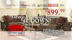 Factory Direct Furniture & Mattress in Syracuse, NY