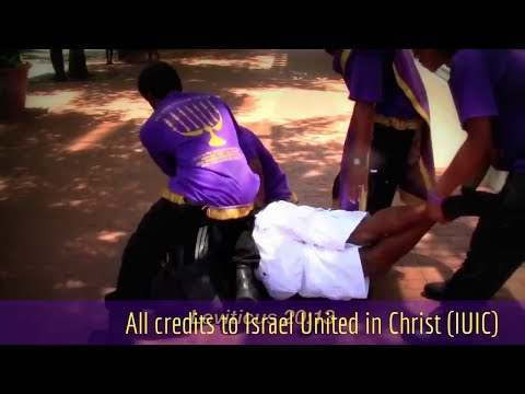 Hebrew Israelites (IUIC) puts LGBT Black man in his place (on the ground) streaming vf
