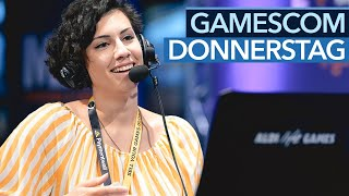 Das war Tag 3 der gamescom - #gctogether