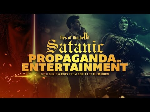 Satanic Propaganda in Entertainment: The Shack, Star Wars, Comic Books, Video Games
