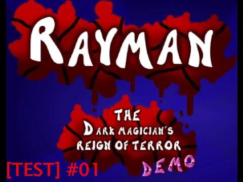 [TEST] Rayman: Dark Magician's reign of terror