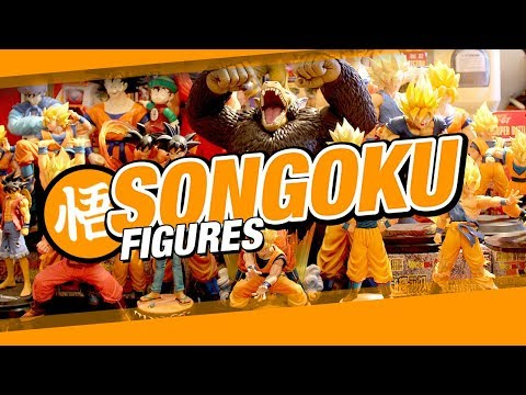 Best of de figurines son goku dragon ball figures collection