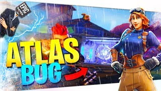 *GAME BREAKING BUG!* Atlas Mission | Fortnite Save The World