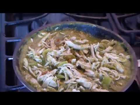 Pollo Encilantrado Delicious Mexican Dish