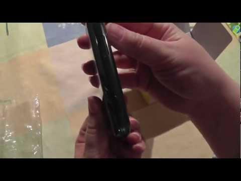 unboxing pl SAMSUNG C3750 rozpakowanie po polsku