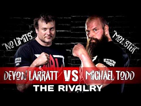 DEVON LARRATT  VS MICHAEL TODD-THE RIVALRY(2011-2020)