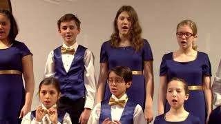 Campanella Children's Choir. Dubula.