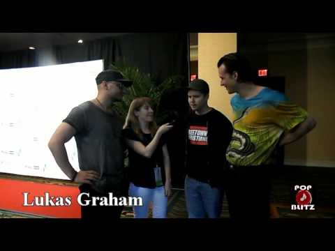 Lukas Graham Interview with Pop Blitz Magazine!