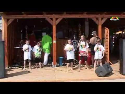 """Ares i Maluchy  """" Słońce Świeci """" i """" Rasta Children """"- LIVE"""