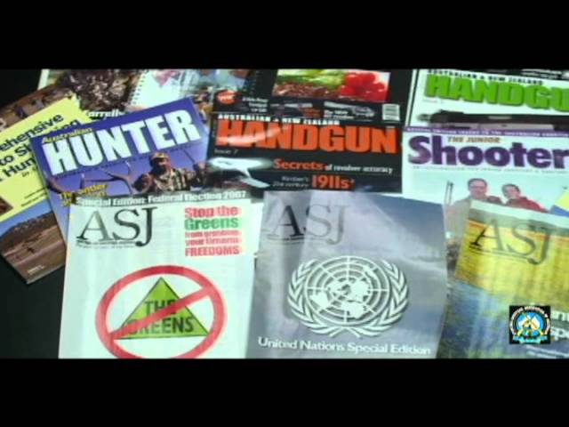 What is the Sporting Shooters' Association of Australia?