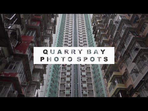 Crazy Density Of Yick Fat Building & Quarry Bay - Hong Kong Photo Spot