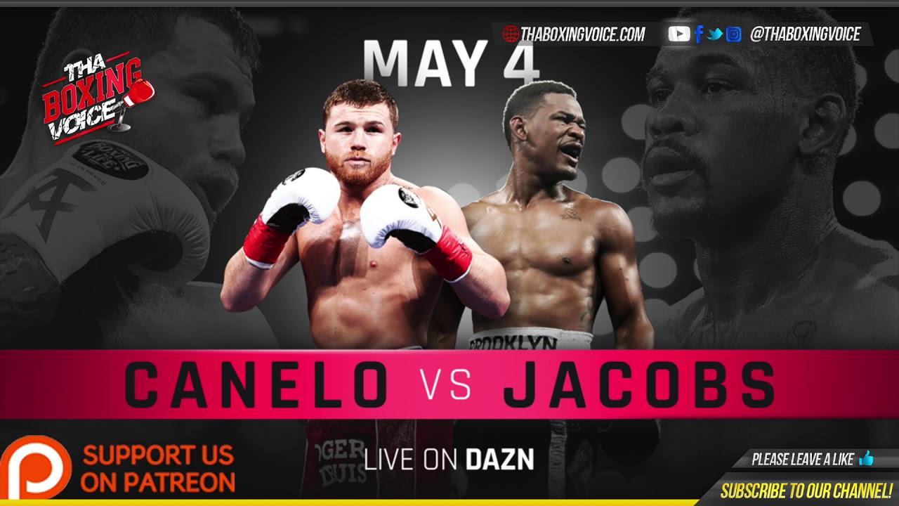 ☎️CANELO ALVAREZ VS DANIEL JACOBS INTERNATIONAL MEDIA  CONFERENCE CALL????